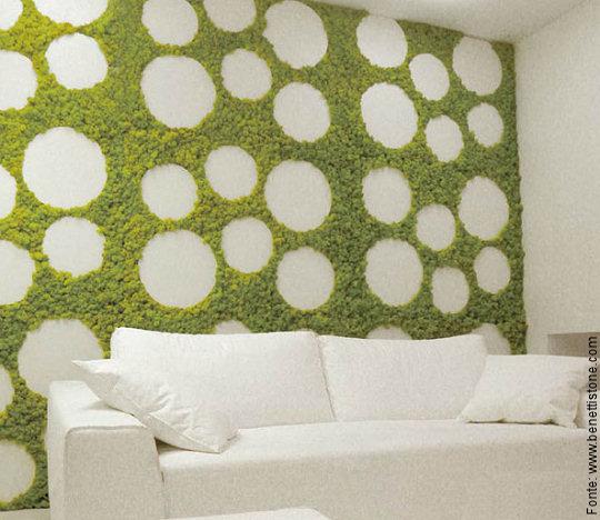 jardim vertical na sala : jardim vertical na sala:Jardim vertical artificial – Passeio – Revestimentos e Sensações